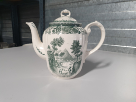 Burgenland groen Koffiepot nr. 3
