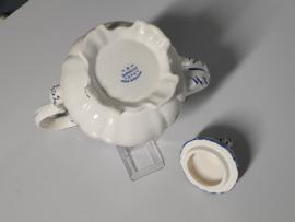 Boch BFK decor Dordrecht blauw robuuste Koffiepot