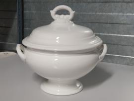 Societe Ceramique (10) wit Soepterrine