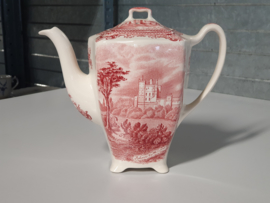 Johnson Brothers Old Britain Castles Koffiepot 16 cm