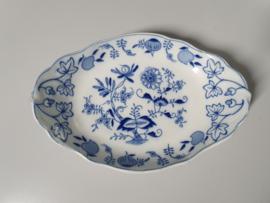 Zwiebelmuster Societe Ceramique Broodschuit Serveerschaal 30,5 cm