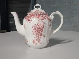Valeria rood Koffiepot 0,6 liter nr. 4