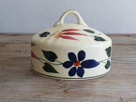 Apart Boerenbont Societe Ceramique decor Triumph losse Kap Botervloot