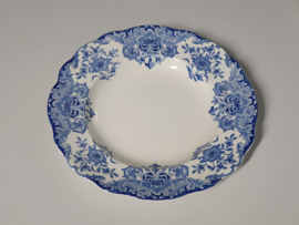Boch BFK decor Dordrecht blauw Diep Soep Pasta Bord 25,5 cm
