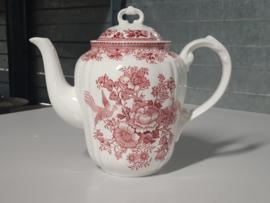 Fasan rood Koffiepot nr. 2