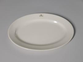 Aanbieding: Boch Royal Kitchen middelgrote Ovale Serveerschaal 35 x 24 cm Nieuw
