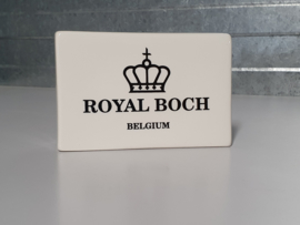 Boch Royal Kitchen Display Naambordje