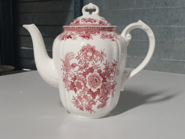 Fasan rood Koffiepot nr. 3