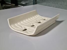 Societe Ceramique creme Aspergetreef Treef aardewerk