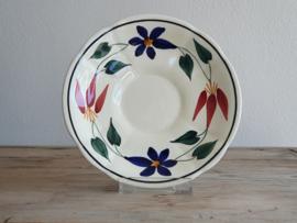 Apart Boerenbont Societe Ceramique decor Triumph losse Schotel 15,5 cm
