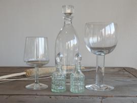 Glas Set Vintage voor decoratie