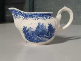 Burgenland blauw Roomkannetje (gewoon model)