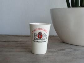 Regout Mok Beker Kleuterschool Oostzaanstraat 1915-1955