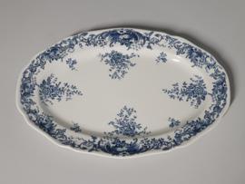 Valeria blauw Villeroy en Boch Serveerschaal 36,5 cm