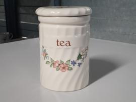 Engels Springfields Myott Meakin Voorraadpot Tea