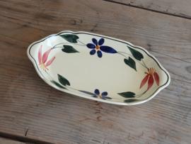 Apart Boerenbont Societe Ceramique decor Triumph Serveerschaal 24 cm