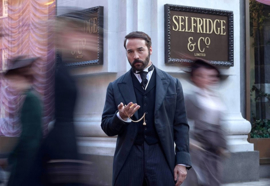 Tafelinspiratie: Mr. Selfridge