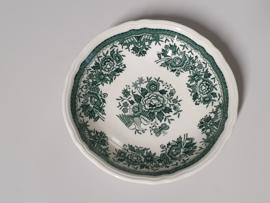Villeroy en Boch Fasan groen Serveerschaaltje rond 12,5 cm