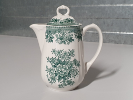 Villeroy en Boch Fasan groen Koffiepotje 1-pers. of als Roomkannetje