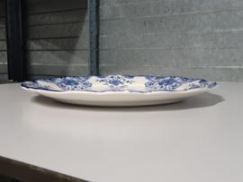 Boch BFK decor Dordrecht blauw Serveerbord 34 cm