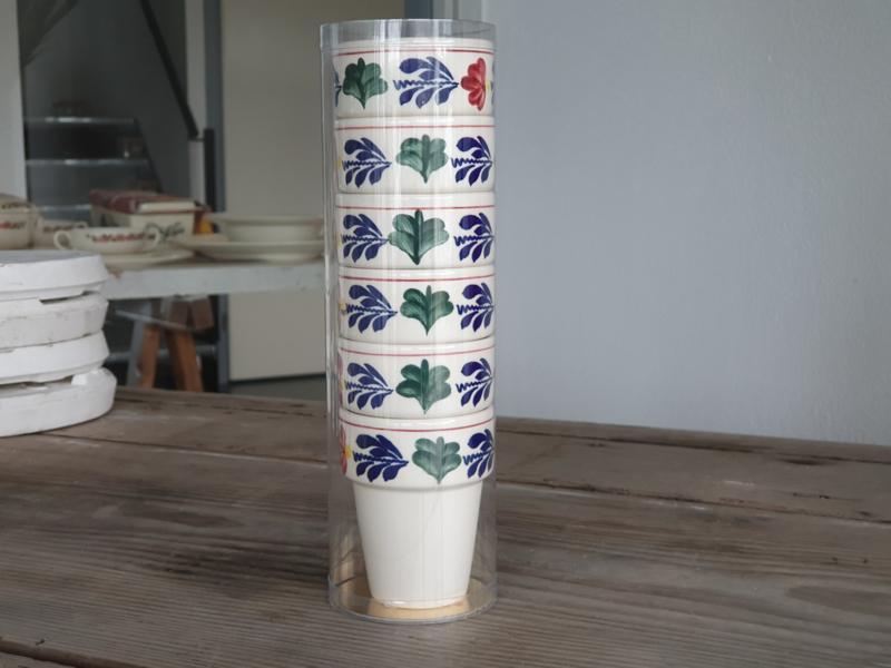 Boerenbont Boch 6x Mini-bekertje mokje 0,10 cl in Geschenkverpakking