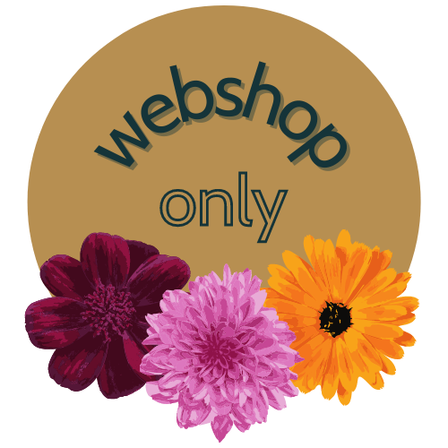 Webshop only