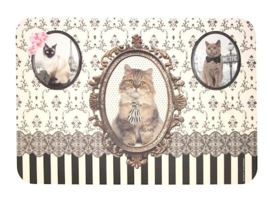 Placemat Barocco Cats