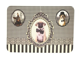 Placemat Barocco Dogs