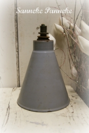 Emaille lamp nr.1358