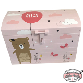 Speelgoedkist Alexa