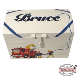 Speelgoedkist Bruce