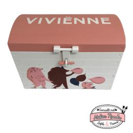 Speelgoedkist Vivienne