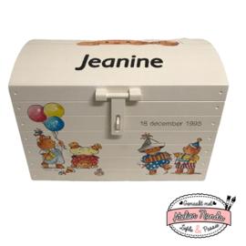 Speelgoedkist Jeanine