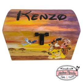 Speelgoedkist Kenzo