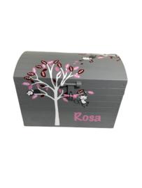 Speelgoedkist Rosa