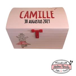Speelgoedkist Camille