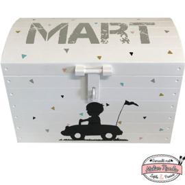 Speelgoedkist Mart