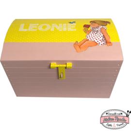 Speelgoedkist Leonie