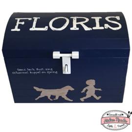 Speelgoedkist Floris