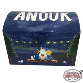 Speelgoedkist Anouk