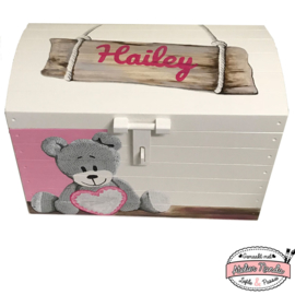 Speelgoedkist Hailey
