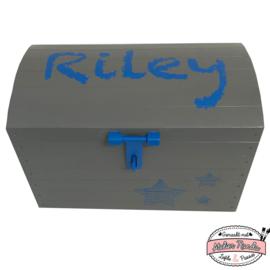 Speelgoedkist Riley