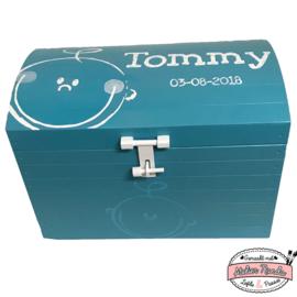 Speelgoedkist Tommy
