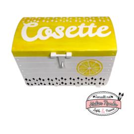 Speelgoedkist Cosette