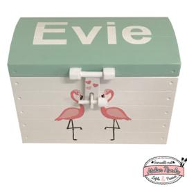 Speelgoedkist Evie