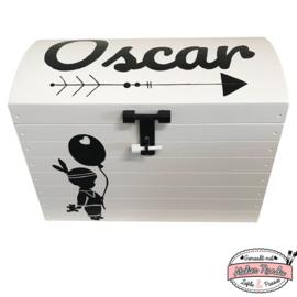 Speelgoedkist Oscar