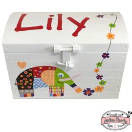 Speelgoedkist Lily