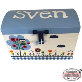 Speelgoedkist Sven