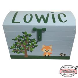 Speelgoedkist Lowie