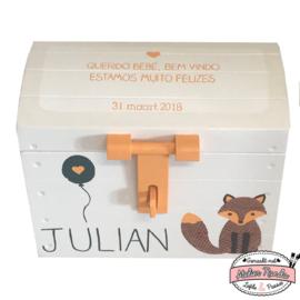 Speelgoedkist Julian